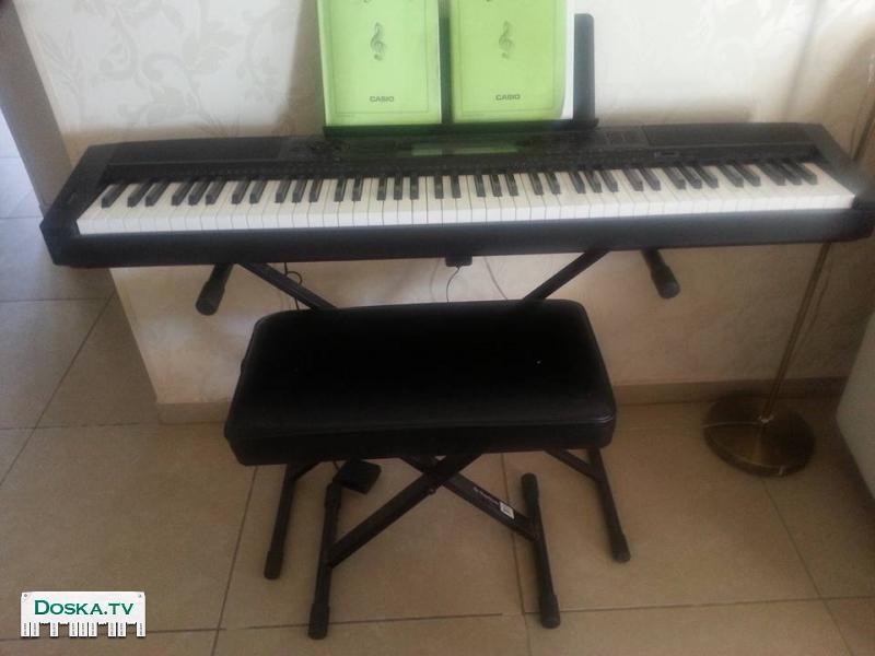Цифровое пианино CASIO CDP-100 купить, цена